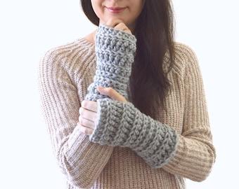 Fingerless Arm Warmers Gloves Mittens Wrist Warmers | The Paris