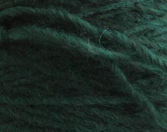 Baby alpaca yarn on cone bobbin yarn knitting yarn crochet yarn hand knitting natural wool green yarn wool thread wool alpaca fibre alpaca