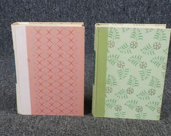 2 Reader's Digest Condensed Books Spring And Summer C. 1954
