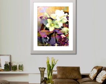 Abstract picture Printable Art Abstract Painting, Wall Art Prints, Modern Art Wall Decor, INSTANT DOWNLOAD.