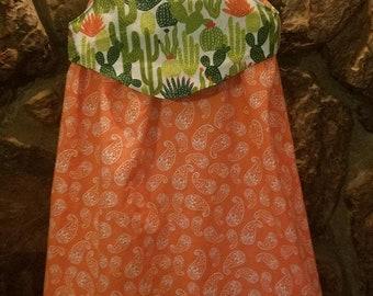 KK's Cape Dress