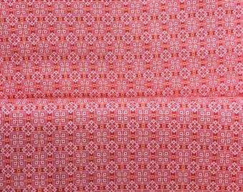 Liberty Art Fabrics Lifestyle Charles Red fabric