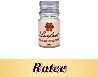 Ratee 5ml Pure Therapeutic Essential Oil Free Shipping