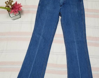 70s worn in Wrangler jeans size 28 long, #2