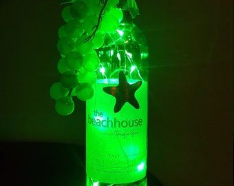 Wine Bottle Light - Battery