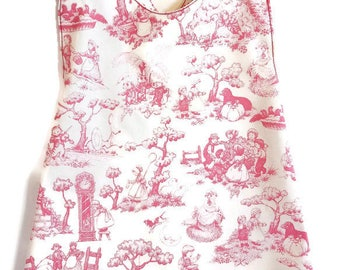 Pink Nursery Rhyme Sundress Size 2