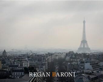 Paris Photography, Eiffel Tower, Travel Photography, Wall Art, Home Decor, France, City Photography, Art