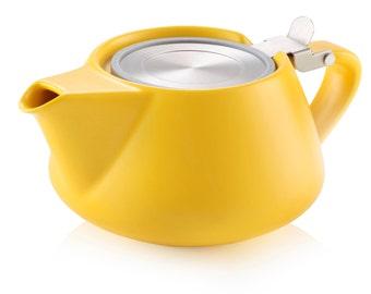 Fritz Teapot - Yellow