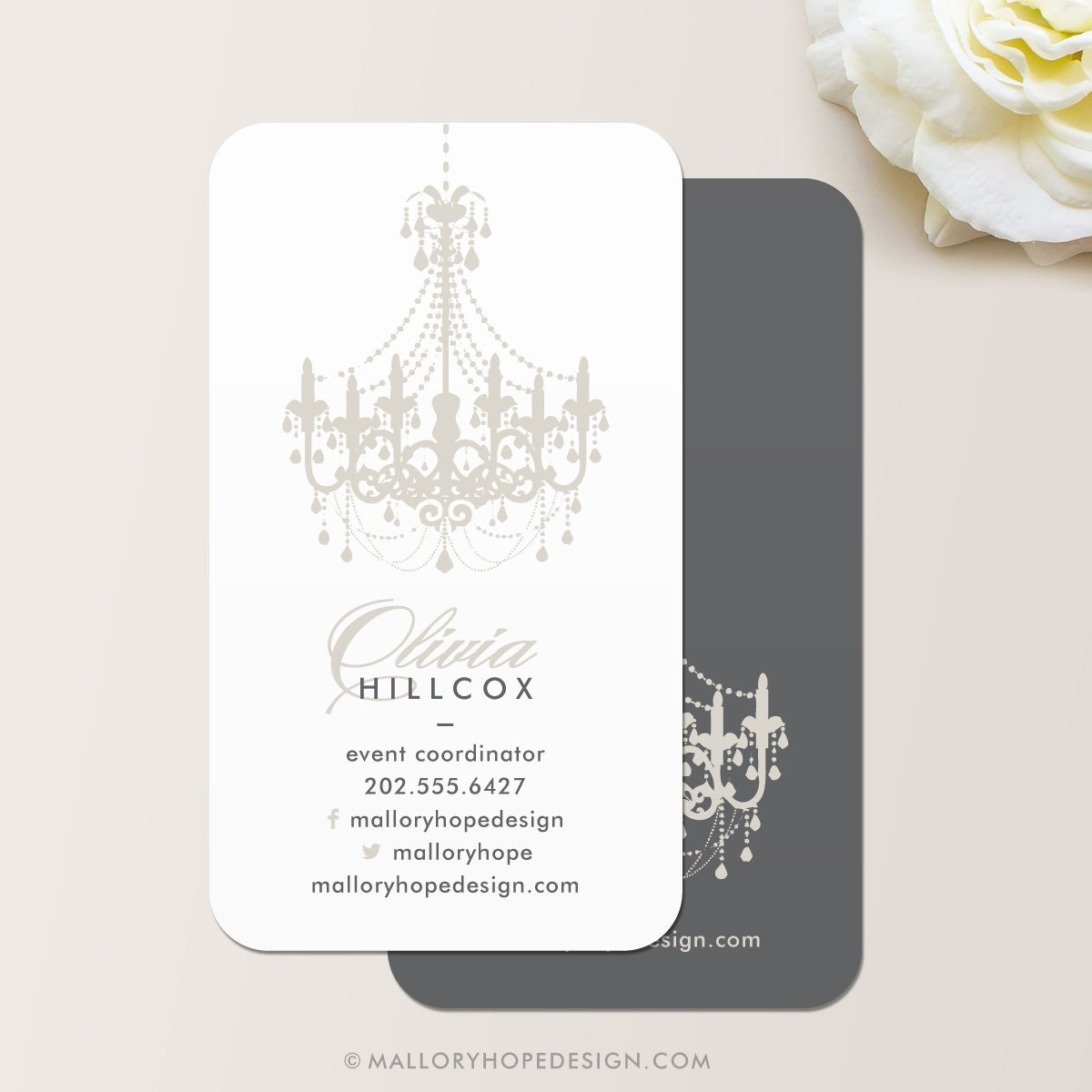 Business Cards Design For Event Planners Choice Image - Card Design ...