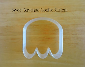 Ghost Cookie Cutter No4 - Monster Cookie Cutter