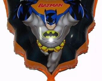 Batman shape Helium Balloon