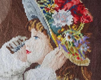 Gobelin the girl with hat
