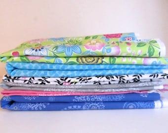 Cotton Fabric Bundle Delilah by Johnny Karwan Clothworks OOP