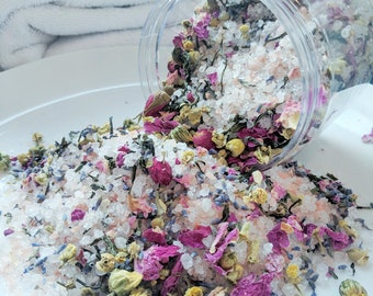 12 oz Botanical Bath Salts