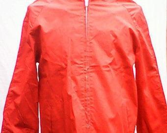 Hooded Zip Jacket 1960s.