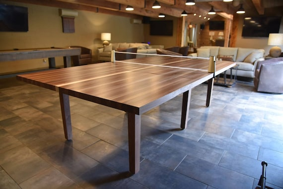 Merveilleux Custom Wood Ping Pong Table Table Tennis Table Conference
