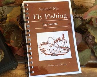 Journal-Me Fly Fishing Trip Journal