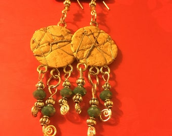 Cork Earrings
