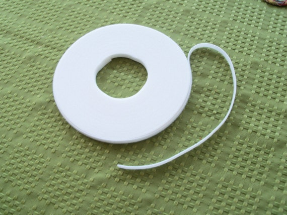 25 Yards EXTRA THiN Doll Clothes VELCRO ® Brand  Hook and Loop /  Genuine Ultra Thin VELCRO® Brand  Fastener / Many Colors Available