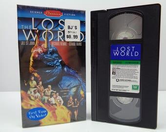 The Lost World [VHS] (1960) Jill St. John Tape