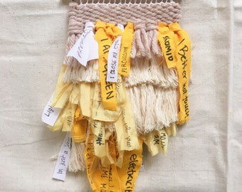 Community Dada weave