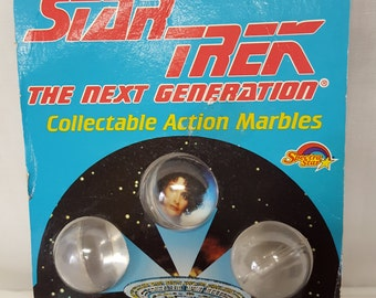 Star Trek The Next Generation Collectible Action Marbles