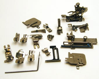 Vintage Sewing Machine Accessory Parts
