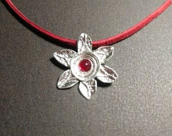 Medieval Rosacea Sterling Silver