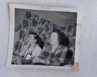 Photo of 2 women