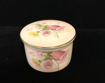 Royal Worcester Trinket Box