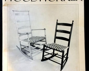 American Woodworker Magazine March April 1988 Volume IV No 1
