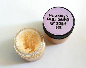 Salted Caramel Lip Scrub