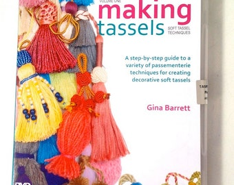 Making Tassels Volume 1:  Soft Tassel Techniques - Instructional DVD (Region 2 - PAL)