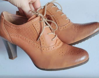 Vintage Womens Ankle Boots