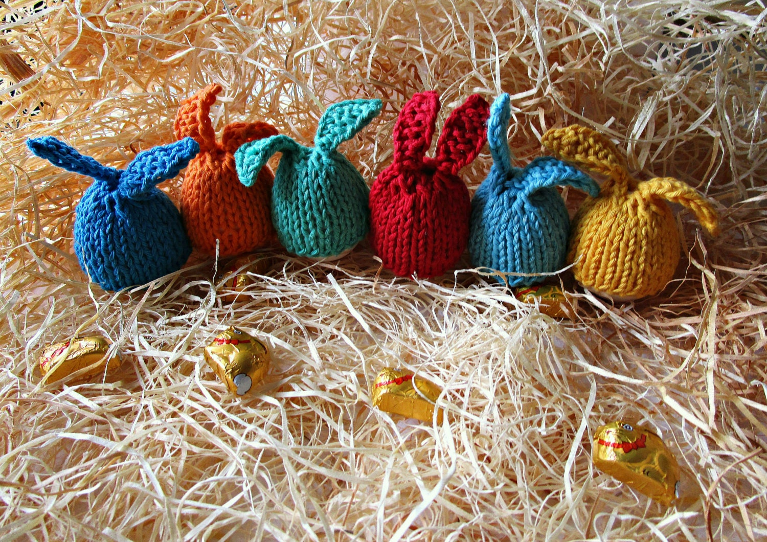 Free easter bunny egg cosy knitting pattern – Christmas Imagess Club