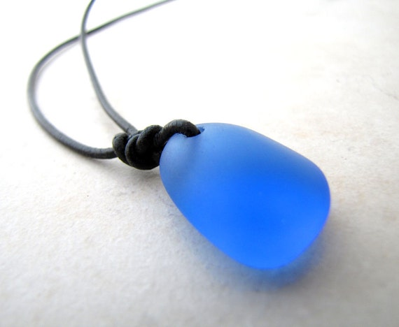 lake glass murano product jewelry necklace blue v linda
