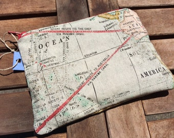 Oh, the Places You'll Go pouch/wallet