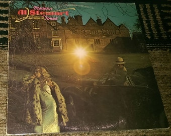 Al Stewart - Modern Times - JXS 7012 - 1975 - 1st US Pressing - 122 gram - VG