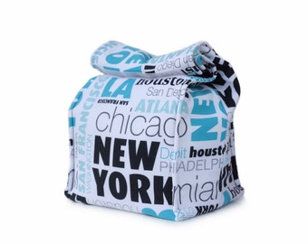 MTO Insulated lunch bag - Cities