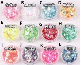 Iridescent confetti,irregular shaped glitter,holographic glitter,glitter flakes,iridescent flakes,iridescent glitter,holo glitter,confetti
