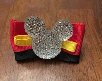 Mickey magic band bow
