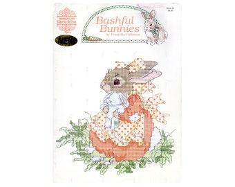 Bashful Bunnies Cross Stitch Booklet, Gloria & Pat Cross Stitch Booklet, Baby Cross Stitch Patterns, Children's Patterns, NewYorkTreasures