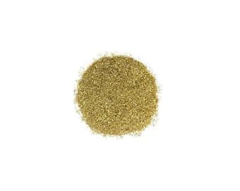 Hero Arts: PW123 Gold Glitter Embossing Powder, Embossing, 2018 Spring Catalog, Paper Crafting, Scrapbooking, Cardmaking