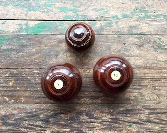 """Crown green bowls set - Jeu de """"Crown green bowls"""""""
