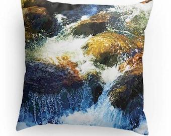 Rush Hour, nature pillow,