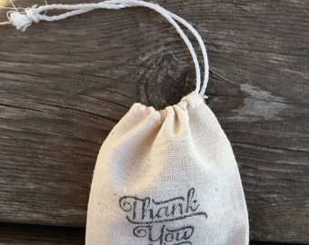 Thank You Gift Party Favor Bags