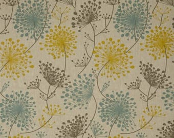 Irish Daisy - Premiere Prints - Curtain Panels, Valances, Decor Pillows -  Custom, Made To Order