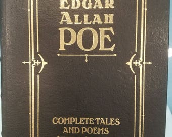 Edgar Allan Poe Complete Tales And Poems 1092 Pages
