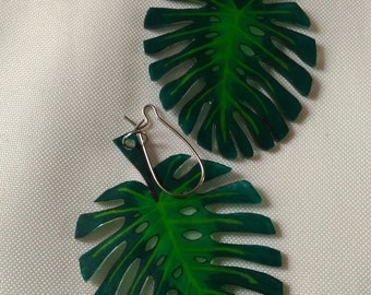 Green Nature earrings