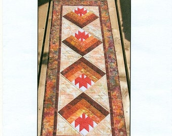 Autumn in Muskoka Table Runner
